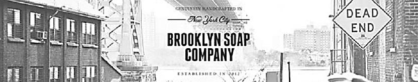 Banner Brklyn Soap